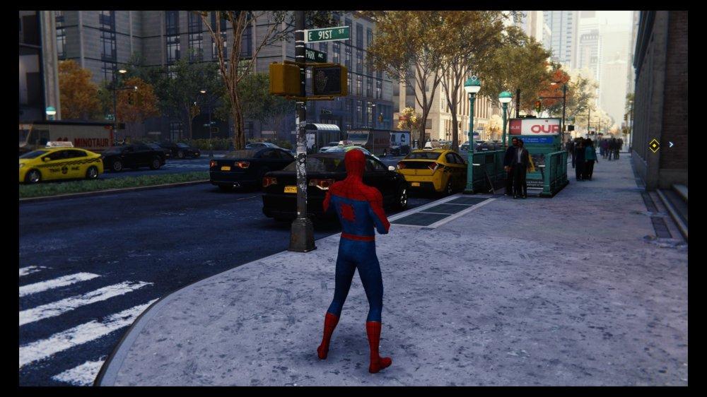 spidermanps402