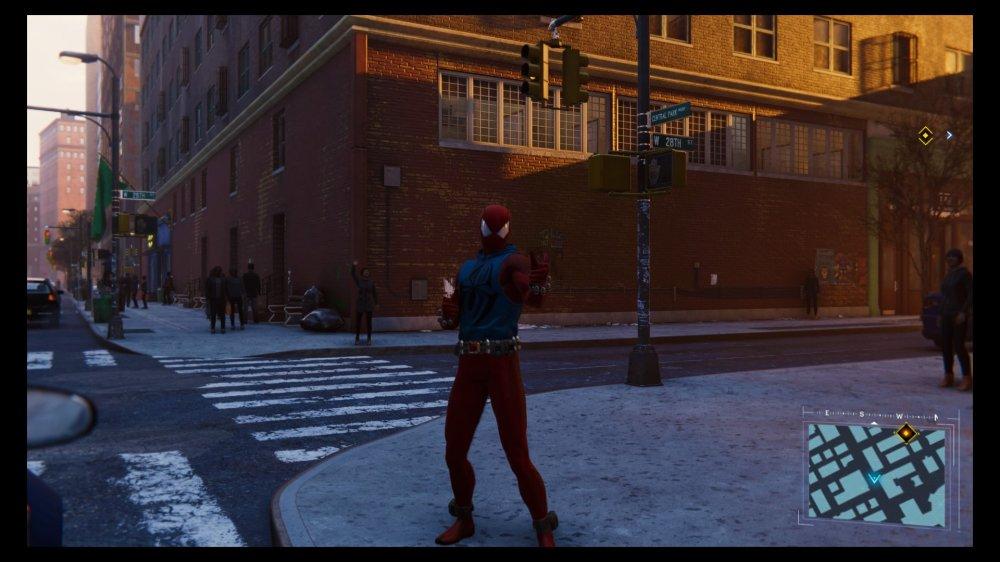 spidermanps403